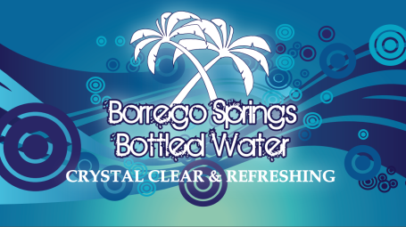 Borrego Springs Bottled Water