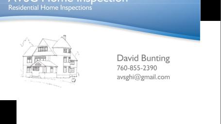 AVSG Home Inspection